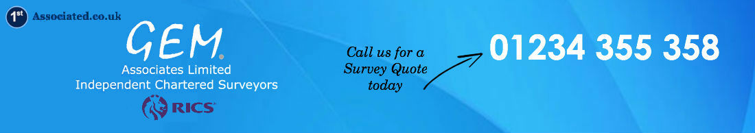 GEM Surveyors 01234 355 358