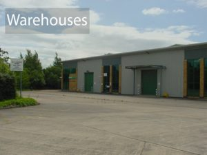 Warehouse surveyors