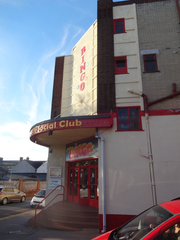 Biggleswade Bingo Hall, Station Rd