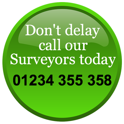 call 01234 355 358 today for a free survey quote