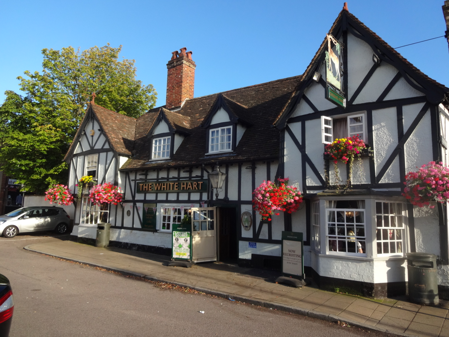 The White Hart Biggleswade