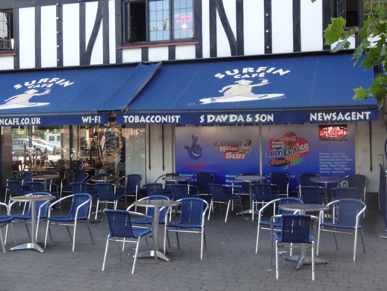Biggleswade popular cafe