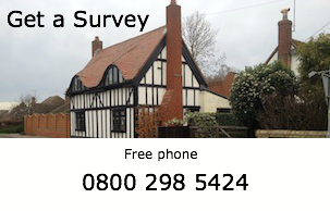 call our surveyors today 01234 355 358