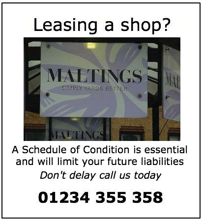 leasing a shop