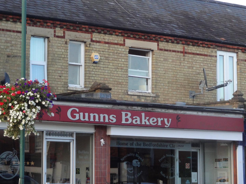 Gunns Bakery Sandy Bedfordshire