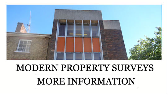 modern property surveys